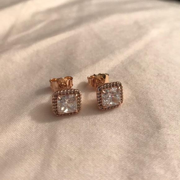 d617d52b9 Authentic Pandora Rose Timeless Elegance Earrings.  M_5af8c0799cc7ef261b27878e